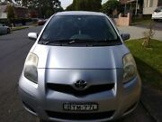 Toyota corolla Yaris 2010,rego-1year,AUTO,$8900 negotiable,uber reg. Wiley Park Canterbury Area Preview