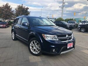 2018 Dodge Journey GT AWD**DVD**NAVIGATION**POWER SUNROOF**