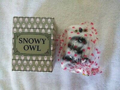 Brand new exclusive HARRY POTTER Hedwig snowy owl geek gear wizardry boxed - Harry Potter Owl Hedwig
