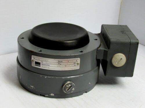 Binder Electromagnetic Brake 70043223 75-14713E00 102 Volt .25 Amp New