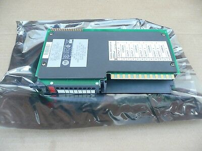 Allen Bradley Rockwell Automation 1771-ow Selectable Contact Output Module