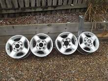 Nissan Navara D22 - 16 inch standard rims Durack Brisbane South West Preview