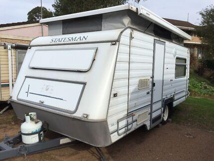 Windsor Statesman Caravan Royale Sutherland Sutherland Area Preview