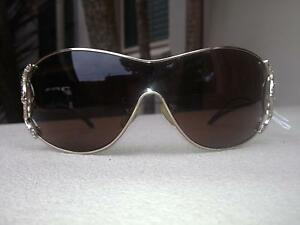 Sunglasses - Oscar & Finch gold metal sunglasses Chatswood Willoughby Area Preview