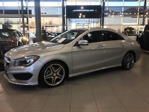 201y Mercedes-Benz CLA 250 4matic Lease Takeover