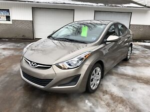 2015 Hyundai Elantra **2018 Clear our pricing**