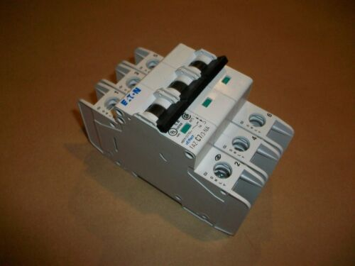 Eaton Control Circuit Breaker FAZ-C7/3-NA   7amp  480 / 277 vac   NEW