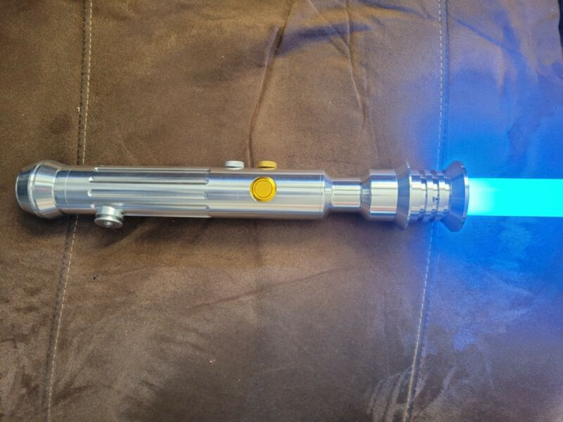 Custom Built Lightsaber with Sound