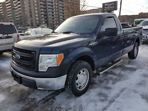 2013 Ford F-150 XL 8 FOOT BOX