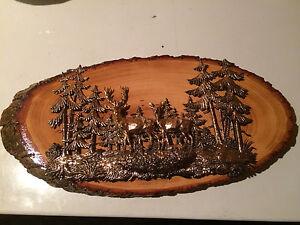 Nature Plaque