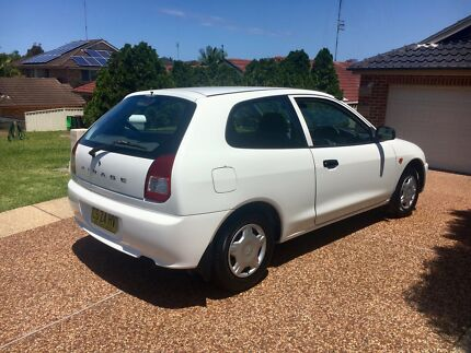 1999 Mitsubishi Mirage  Valentine Lake Macquarie Area Preview