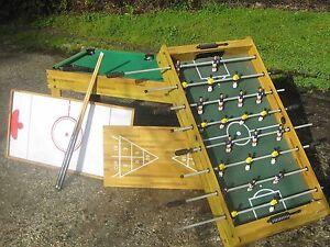 Soccer and games table Wodonga Wodonga Area Preview