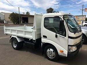 Hino tipper Dalby Dalby Area Preview