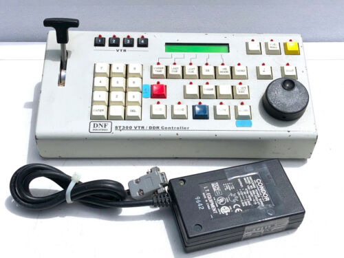 DNF Controls ST300 VTR DDR Controller w/ power supply
