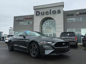 2018 Ford Mustang GT Premium*CUIR*MAGS*CAMÉRA*GPS*