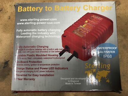Sterling BBW1220 Pro Charge B DC-DC Charger 12v/12v West Ipswich Ipswich City Preview