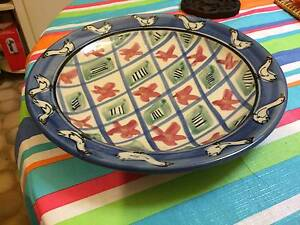 Pilven Pottery display plate