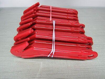 Safe Cut Heavy Duty Stretch Wrap Film Cutter Knife Lot Of 20