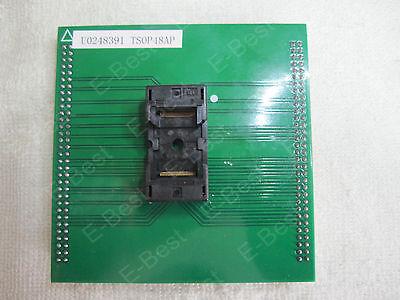 U0248391 Tsop48ap Socket Adapter For Up818p Up-818p Up828p Up-828p Programmer