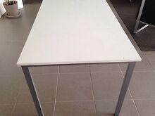 Table white IKEA Melltrop + 1 FREE - Half Price Wangara Wanneroo Area Preview