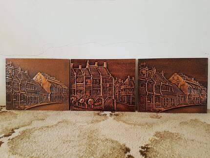 Artwork - Bronze set of three