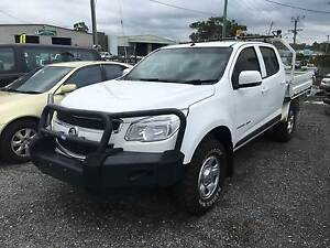 2013 HOLDEN COLORADO 2.8 TURBO DIESEL CREW CAB MAN (130,000KMS) Rochedale South Brisbane South East Preview
