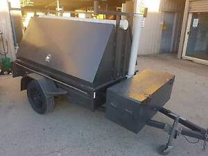 6X4 welded tool trailer Mitchell Gungahlin Area Preview