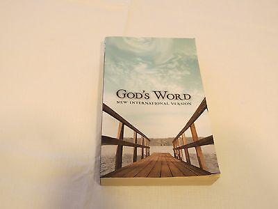God's Wort Heilige Bibel Neu International Version ( Niv) Biblica Softcover Buch ()