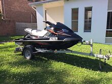 Yamaha FXSHO cruiser jetski Soldiers Point Port Stephens Area Preview