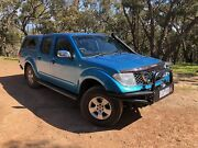 Nissan Navara ST-X D40 Kilmore Mitchell Area Preview