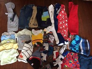 6 month clothes. Smoke free home.
