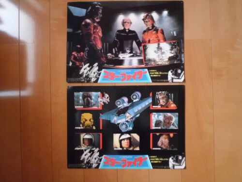 THE LAST STARFIGHTER Lobby card set movie japan 36.2x25.5cm Nick Castle