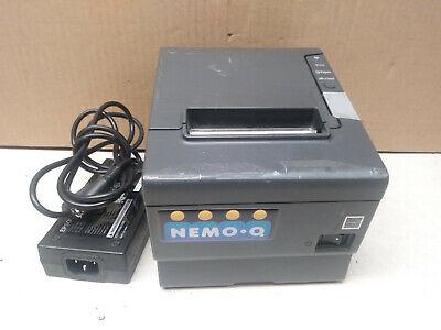 EPSON TM-T88V printer USB/parallel RS-232, w/ power supply