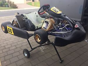 Go Kart and trailer Brookdale Armadale Area Preview