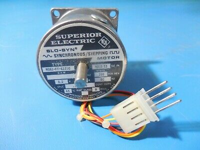 Superior Electric Slo-syn M061-ff-6103c 3.2v Synchronous Stepping Motor