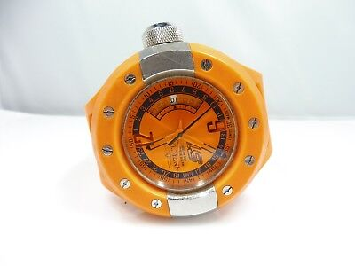 INVICTA RALLY S1 QUARTZ 100M  WATCH WITH BIG RUBBER BAND SWISS MADE