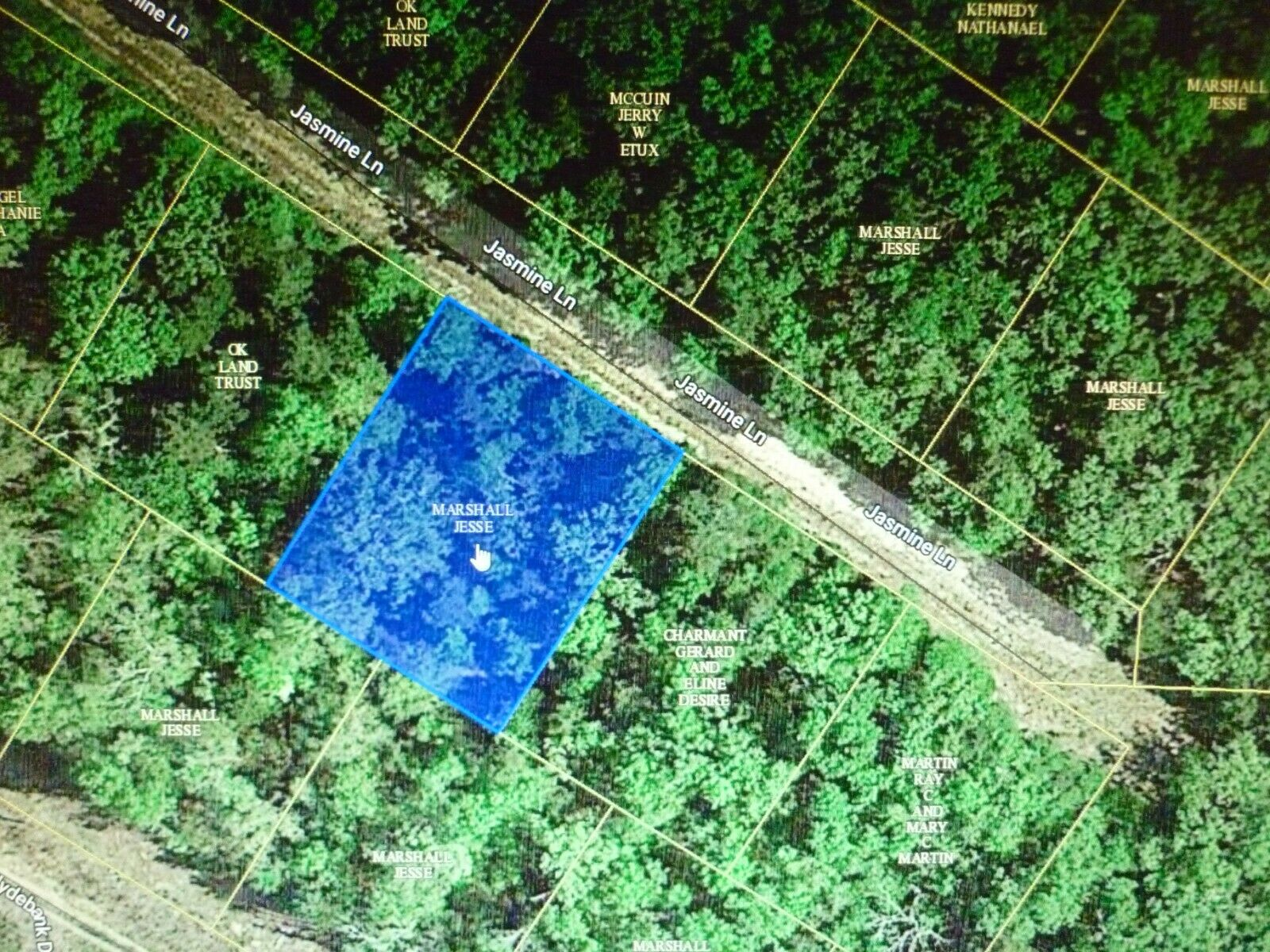 9919 Sq Feet .2277 Acre Briarcliff, AR- HALF Mile To Norfork Lake POWER CLOSE - $20.50
