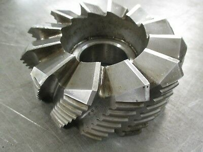 Used Dapra 4-12 Super Cobalt Shell End Mill Or Face Mill