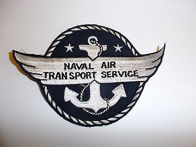 B5825 Ww 2 Us Navy Naval Air Transport Service Patch Ir26b
