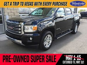 2016 GMC Canyon SLT PRE-OWNED SUPER SALE ON NOW!
