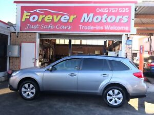 2011 SUBARU OUTBACK 2.5i PREMIUM SAT NAV AUTOMATIC SUV Long Jetty Wyong Area Preview