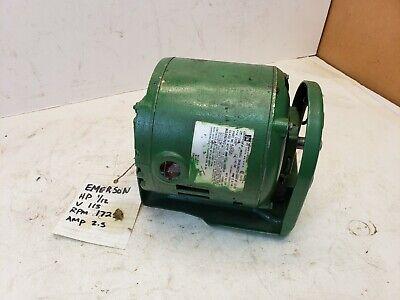 Taco 110-387 Circulator Pump Motor 115v 1725 Rpm 112 Hp Refurbished