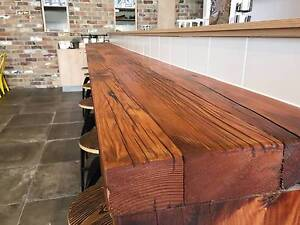 Club Cafe Timber Tables for SALE Sydney Revesby Bankstown Area Preview