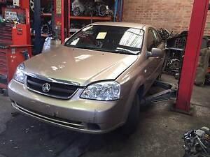 Holden Viva parts wrecking dismantling available Smithfield Parramatta Area Preview