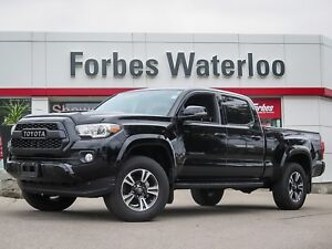 2017 Toyota Tacoma 1 OWNER! TRD SPORT - EXTRA CLEAN!
