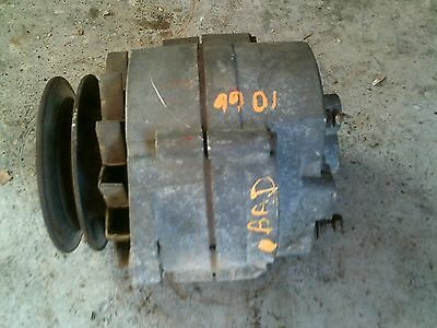 Farmall 1066 966 1566 1466 Tractor 12v Alternator Belt Drive Pulley Ihc Ih