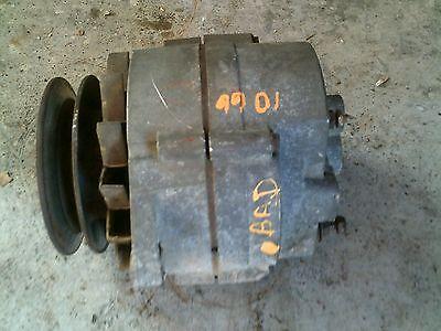 Farmall 1066 966 1566 1466 Tractor 12v Alternator Belt Drive Pulley Ihc Ih