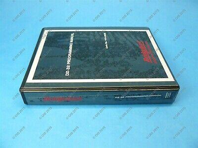 Bridgeport 11042638 Dx-32 Cnc Programming Manual New
