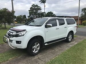 Isuzu Dmax 4x4 Wauchope Port Macquarie City Preview
