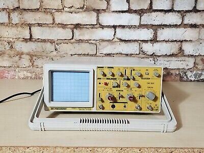 Bk Precision 2120 B 20 Mhz Portable Dual Trace Oscilloscope